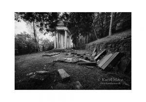 Hliník nad Váhom - židovský cintorín