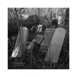 Považská Bystrica - židovský cintorín